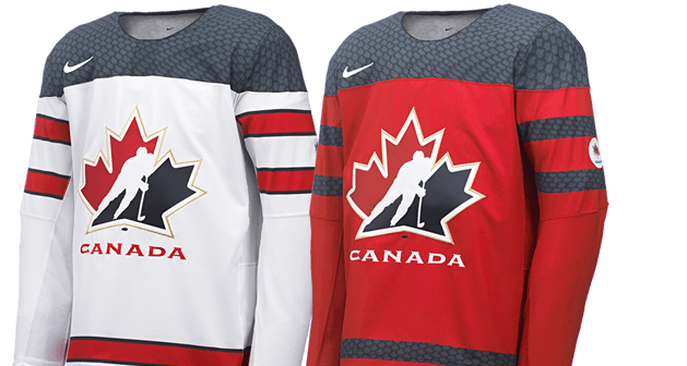 A Century of Jerseys | Hockey Canada